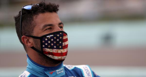 'Noose' was in garage for months: FBI says NASCAR driver Wallace not a target of hate crime