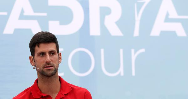 Coronavirus: Novak Djokovic says criticism for Adria Tour controversy felt like 'witch-hunt'