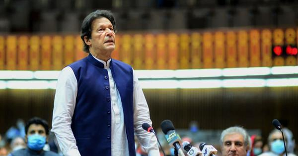 Pakistan PM Imran Khan says onus of progress after ceasefire agreement rests with India