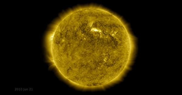 Watch: NASA's stunning time-lapse showing a decade of the sun in 61 minutes