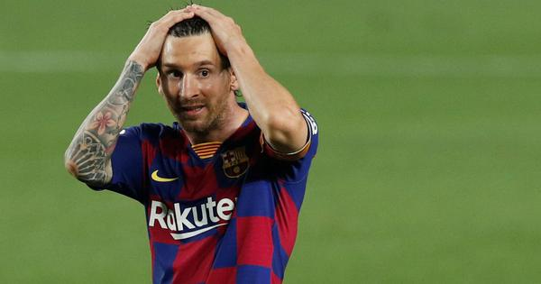 Have no doubt that Lionel Messi will stay at Barcelona, says club president Josep Maria Bartomeu