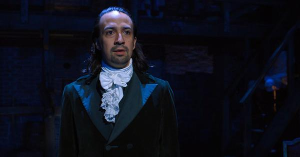 Why we need to watch the filmed version of the blockbuster musical 'Hamilton'