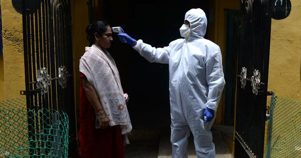 Coronavirus: Tamil Nadu count crosses 1 lakh-mark with 4,329 new cases, toll at 1,385