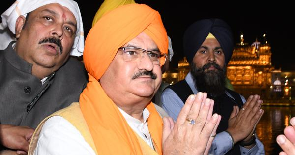 Nadda hopes Rahul Gandhi 'sees some light' after video of Pakistani leader on IAF pilot goes viral
