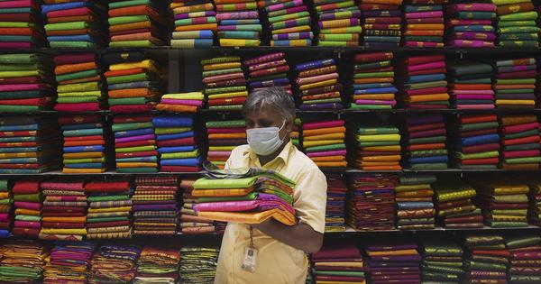 Hobbled by coronavirus pandemic, Indian textile companies are developing 'antimicrobial' fabrics