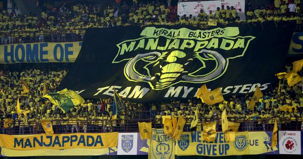 Indian football: Meet Manjappada, the 12th man of Kerala Blasters and ISL's biggest fan group