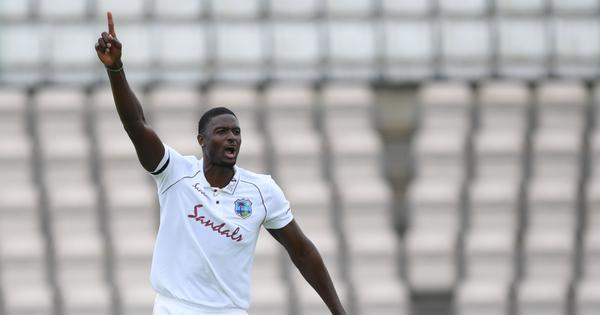 England vs West Indies: Jason Holder's six-for puts visitors on top in first Test
