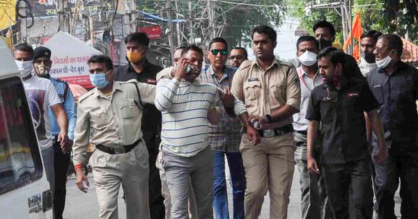 Uttar Pradesh: Gangster Vikas Dubey killed in police encounter