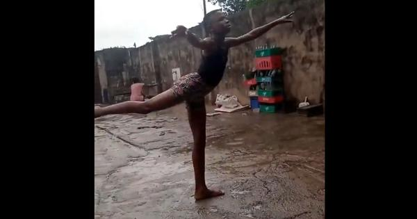 Watch: This barefoot dancer in Nigeria is challenging ballet stereotypes, one pirouette at a time