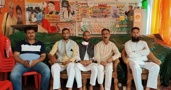 After a spate of attacks, BJP members are leaving party ranks in Kashmir