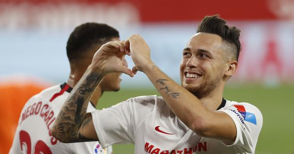 La Liga: Sevilla inch closer to Champions League qualification with win over Mallorca, Valencia lose
