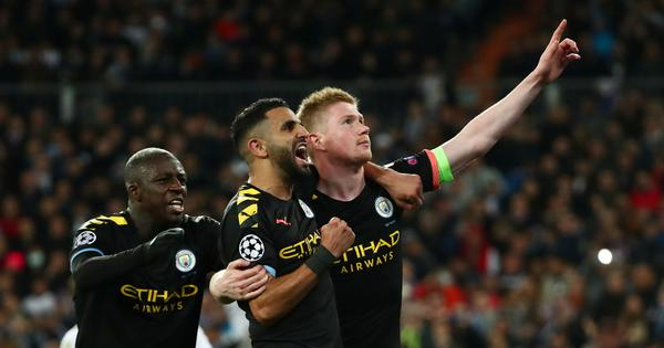 Football: Manchester City's European ban – a timeline of events