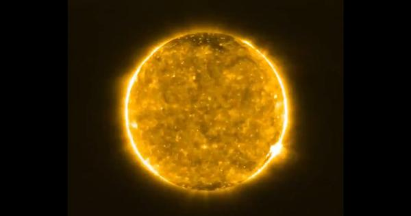 Watch: The closest pictures ever taken of the sun are released by NASA and the European Space Agency
