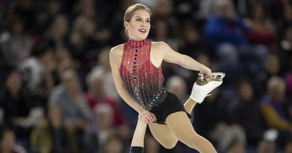 Olympic Figure skater and former world junior champion Ekaterina Alexandrovskaya dies at 20