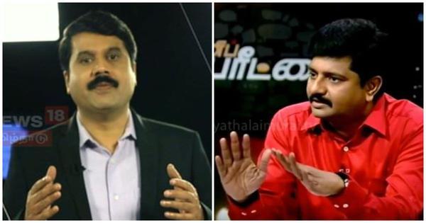 Storm hits Tamil TV newsrooms as Hindutva, Dravidian groups jockey for position ahead of state poll
