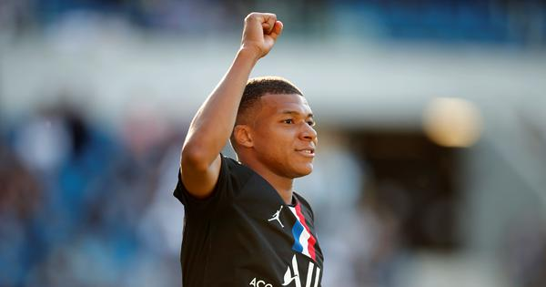 Champions League: Mbappe set to be part of PSG team against Atalanta after recovering from injury