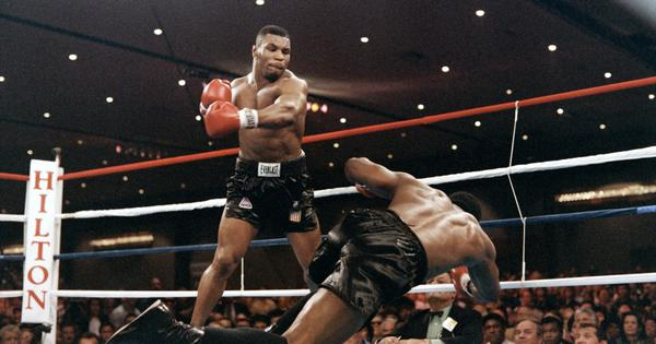 Watch: From Berbick to Spinks – boxing legend Mike Tyson's greatest knockouts