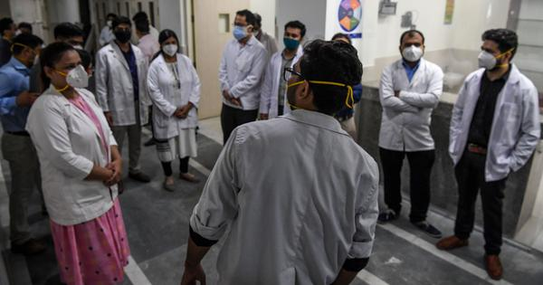 Top 10 coronavirus updates: 730 doctors died during second wave, says IMA
