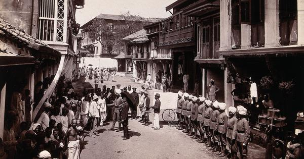 Bombay plague of 1896: The first bio-political crisis to be captured on camera in colonial India