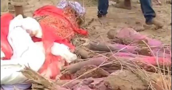 UP: Dalit woman's body removed from funeral pyre, BSP chief Mayawati demands inquiry