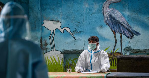 A mapping technology is helping India's healthcare sector in the fight against coronavirus