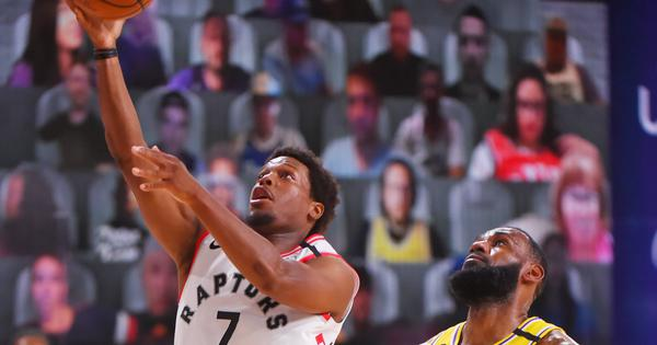 NBA wrap: Kyle Lowry stars in Toronto Raptors' win over LA Lakers, Pacers power past Philadelphia