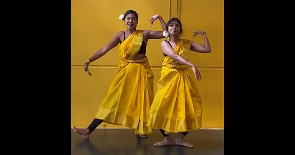 Watch: Paris-based dancers perform hip-hop and Bharatnatyam mashup