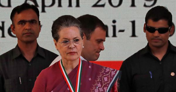 Congress chief Sonia Gandhi discharged from hospital, condition stable