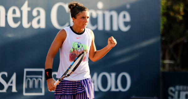Watch: Tennis returns after five months with Vekic, Errani notching wins at WTA Palermo Open