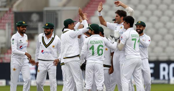 England vs Pakistan, first Test: Watch – Masood's century, pace attack put visitors in command