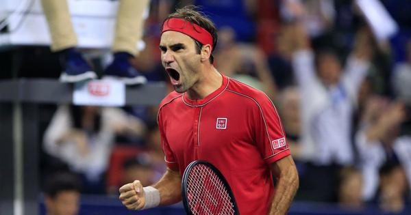 Not just about elegance: Seven times Roger Federer showed nerves of steel to win ugly