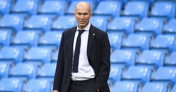 I am responsible: Zinedine Zidane takes blame for Real Madrid's shock UCL defeat to Shakhtar Donetsk