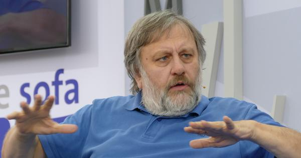 'Pandemic!' is philosopher Slavoj Zizek thinking aloud through the lockdown (or is he fantasising?)