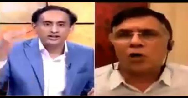 'Rahul Kanwal starts attacking me because I question Mr Modi': Congress's Pawan Khera on news TV