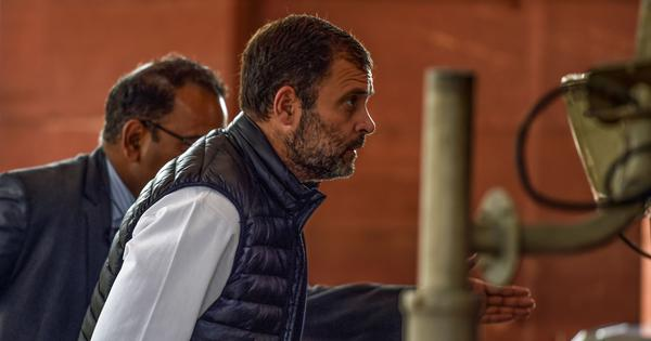 Rahul Gandhi attacks PM Modi again, claims his policies made 14 crore people jobless