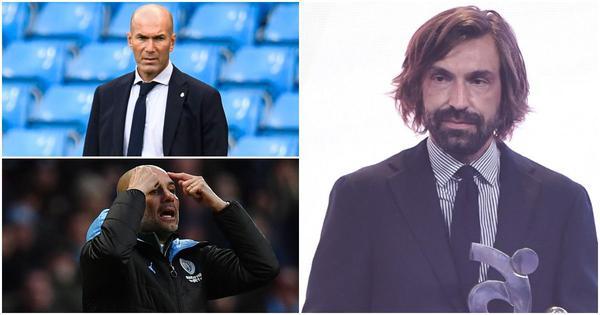 A new era at Juventus: Can Pirlo replicate fellow midfielders Zidane, Guardiola's success as coach?