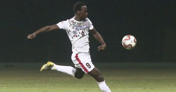 Coronavirus: Mohun Bagan striker Baba Diawara returns home after being stranded in India since March