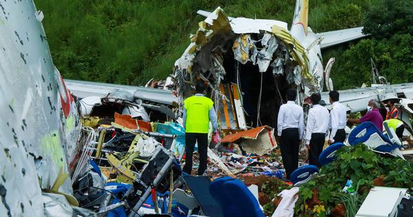 Pilot's error probably caused 2020 Kerala plane crash, says inquiry report