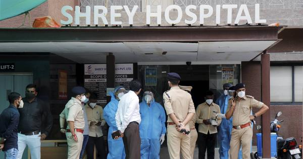 Ahmedabad hospital fire: Police charge trustee with culpable homicide, say probe reveals negligence