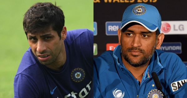 'Just hang in there': How MS Dhoni convinced Ashish Nehra to not skip 2011 World Cup