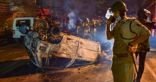 Instead of floating conspiracy theories on Bengaluru riot, BJP should push for sober investigation