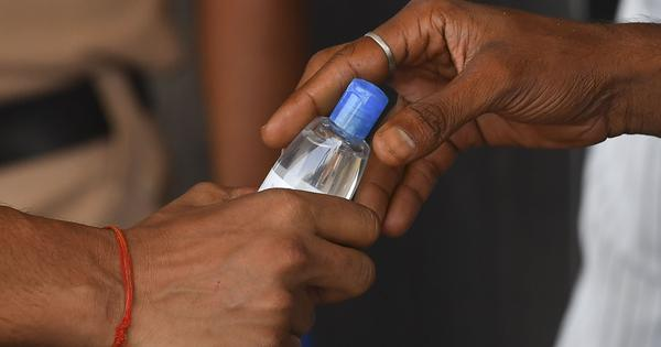Tripura: Complaint filed against ASHA worker for giving water mixed with hand sanitiser to infant