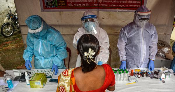 Coronavirus: India's tally rises to 73,70,468 with over 63,000 new cases in a day