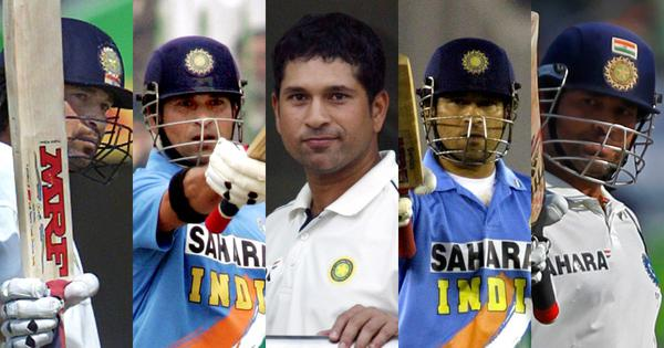 Sachin Tendulkar: One man, one hundred centuries
