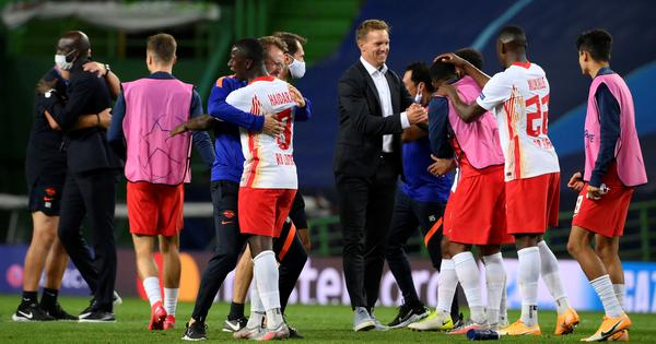 What Were You Doing At 11 Twitter Reacts To Rb Leipzig Reaching Champions League Semi Finals