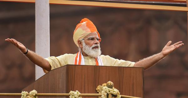 'Self-reliant India', efforts to develop coronavirus vaccine: Key points in PM Modi's I-Day address