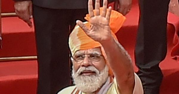 Independence Day speech: NEP will shape 21st century India, make us self-reliant, says Modi