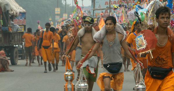 Documentary on Kanwar Yatra examines the throb and thrum of the annual pilgrimage