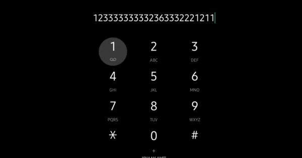 Watch: Here's how to play India's national anthem on your phone keypad. Well, almost