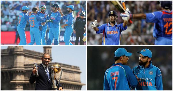Watch: Tributes to MS Dhoni's different facets – finisher, wicket-keeper, captain, legend